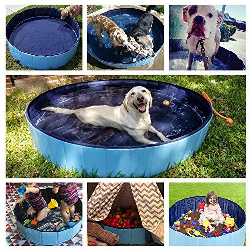 Product Image 7: Jasonwell Foldable Dog Pet Bath Pool