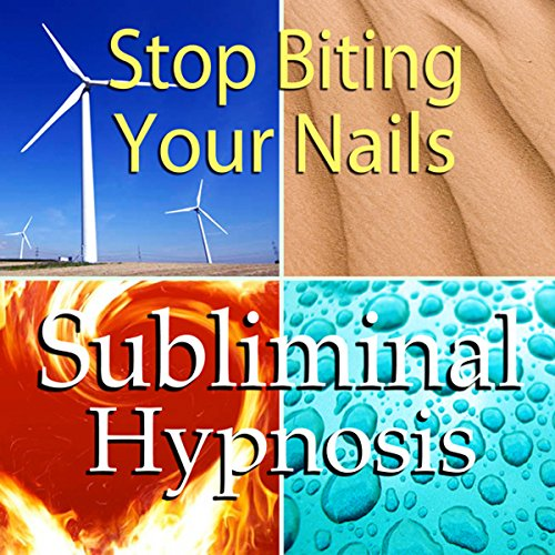 Stop Biting Your Nails Subliminal Affirmations cover art