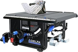 Best delta portable 10 table saw delta 36 6010 Reviews