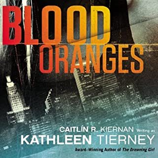 Blood Oranges     A Siobhan Quinn Novel              By:                                                                                                                                 Kathleen Tierney                               Narrated by:                                                                                                                                 Amber Benson                      Length: 7 hrs and 31 mins     86 ratings     Overall 3.6
