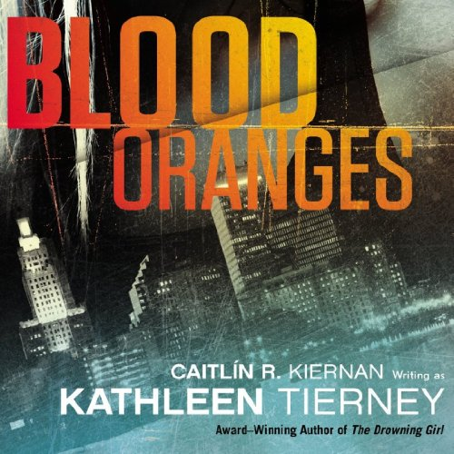 Blood Oranges audiobook cover art