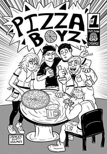 Pizza Boyz Issue 1 (English Edition)
