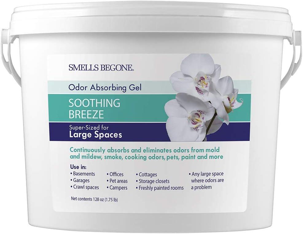 SMELLS BEGONE Sale San Francisco Mall SALE% OFF Odor Absorber Gel Air - Freshener Eliminato