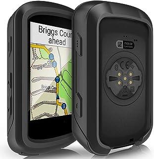 TUSITA Case for Garmin Edge 530 - Silicone Protective Cover - Cycling GPS Computer Accessories