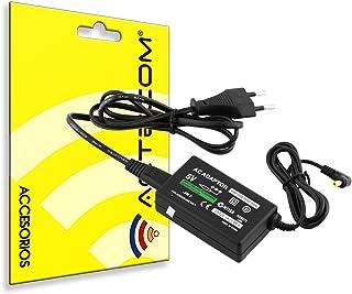 actecom® Cargador Red AC para Sony PSP 2000 Slim / 3000/1000 Fat