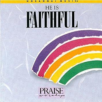 He Is Faithful (Live)
