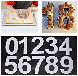 Explore numbers for cakes