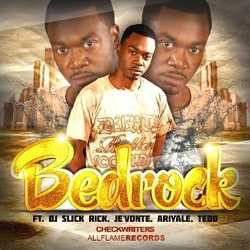 Bedrock (feat. DjSlick Rick, Je'vonte Hurd, Ariyale & Tedo)