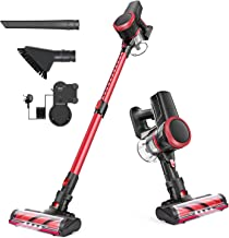 Sponsored Ad – Cordless Vacuum Cleaner, 23kPa Powerful Suction vac, 6-in-1 Ultra-Quiet Rechargeable Lightweight Stick Vacu...