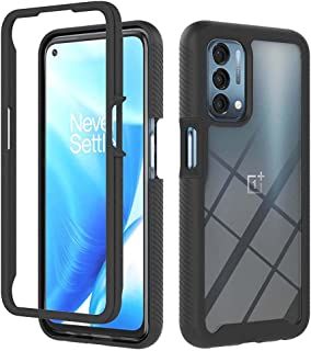 GOGME Case voor OPPO A74 5G/OPPO A54 5G, 360 Full Body Shockproof Cover Ultra Dunne Anti Scratch Hard PC Siliconen TPU Bum...