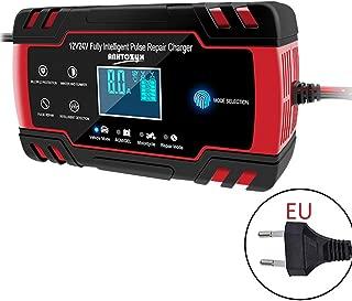MNKO Cargador batería Inteligente - Cargador de batería para ...