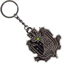 Monster Hunter World Crest Charm Keychain