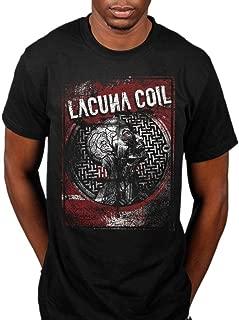 Official Lacuna Coil Dark Adrenaline T-Shirt Italian Metal