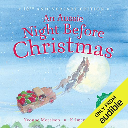 An Aussie Night Before Christmas audiobook cover art