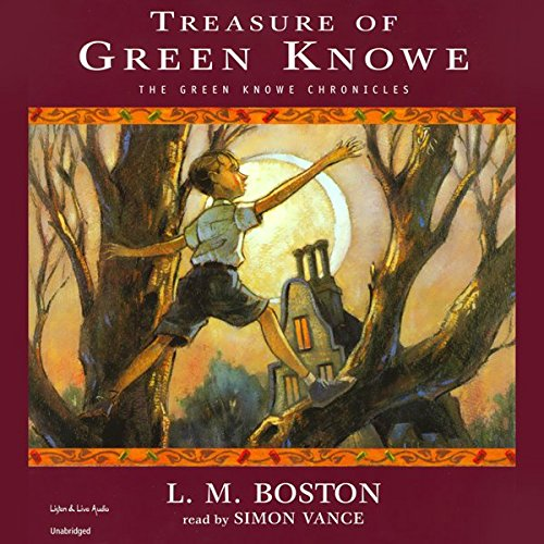 Treasure of Green Knowe audiobook cover art