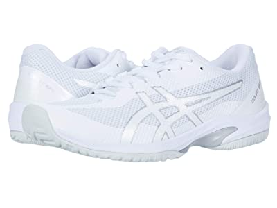 ASICS Court Speed FF (White/White) Women