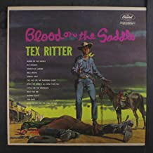 blood on the saddle song