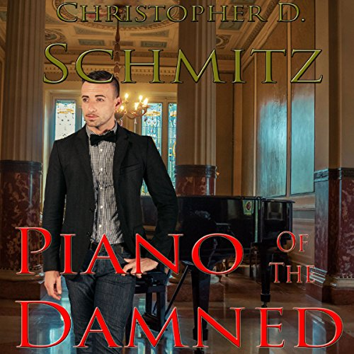 Piano of the Damned audiobook cover art