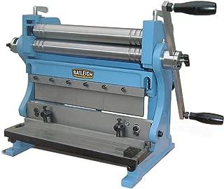 Baileigh SBR-1220 3-in-1 Combination Shear Brake Roll Machine, 12