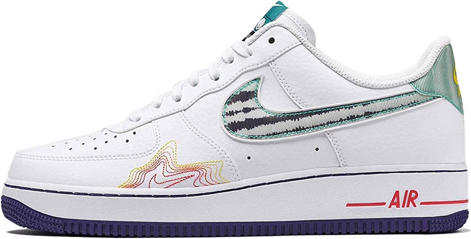 Nike Air Force 1 Low Pregame Pack Music De'Aaron Fox and Brittney Griner CW6015-100