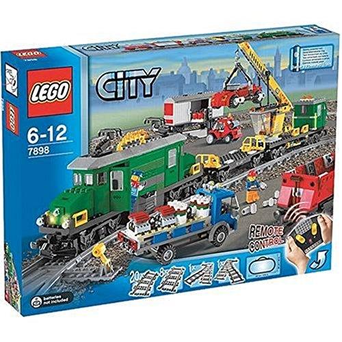 LEGO City 7898 - Treno Merci
