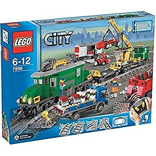 LEGO City 7898 - Großes Güterzug Set (B000EU1I1G) | Amazon price tracker / tracking, Amazon price history charts, Amazon price watches, Amazon price drop alerts