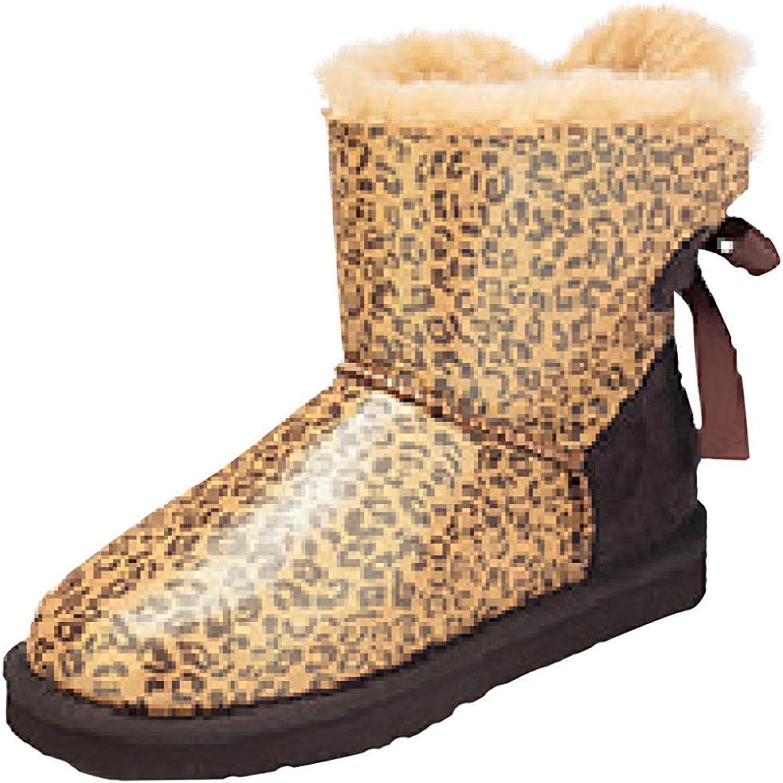 Qiusa Weibliche Herbst Winter Winter Stiefel Stiefel (Farbe   1, Größe   38EU)  Hersteller direkte Versorgung