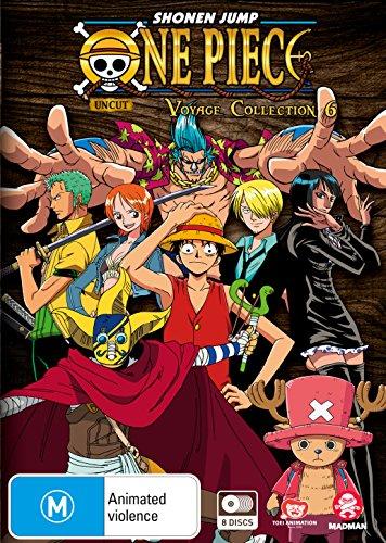 One Piece Voyage Coll. 6 (Eps 253-299) [Edizione: Australia] [Italia] [DVD]