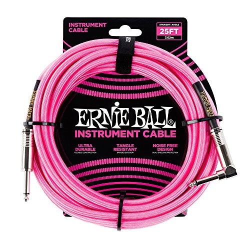 Ernie Ball 25 'Trenzado Straight / Angle...