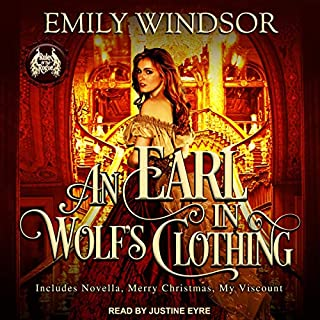 An Earl in Wolf's Clothing Titelbild