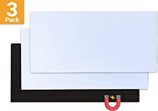 """4 Times Stronger Magnetic Vent Cover for Floor and Wall Vents 5.5""""x12"""" 3 Pack (Not for Ceiling Or Aluminum Vents)"""