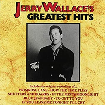 Jerry Wallace's Greatest Hits