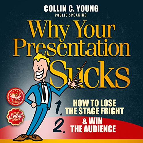 Why Your Presentation Sucks audiobook cover art
