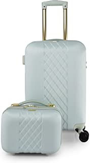 TRACK Luggage set 2 pieces size 20/12 inch 2041/2P (Green)