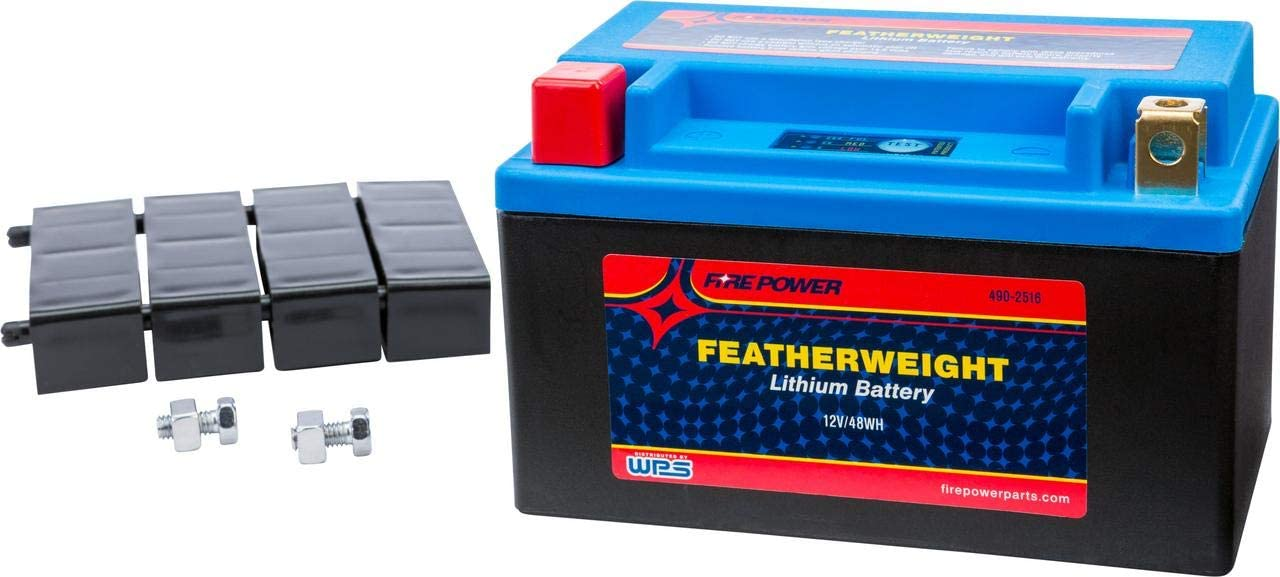New Factory outlet FirePower Lithium Ion ATV Battery All Year Models Brand Cheap Sale Venue - Kymco