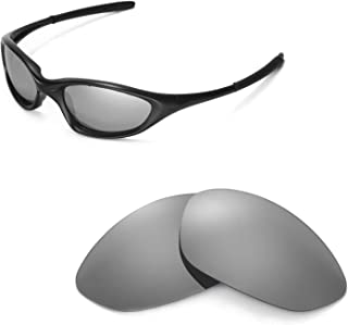 Replacement Lenses for Oakley XX/Old Twenty (before 2011 version) Sunglasses - 10 Options Available
