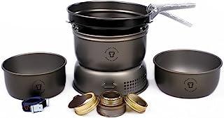 featured product Trangia 27-3 Ultralight Hard Anodized Stove Kit