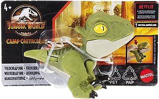 Jurassic World Camp Cretaceous Snap Squad Velociraptor