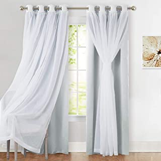 Best window curtains for dining room Reviews