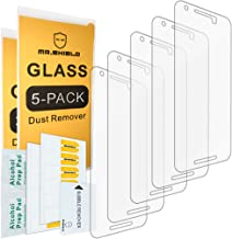 9H Hardness Tempered Glass Anti Scratch CUSKING Ultra Clear Screen Protector for Huawei Nexus 6P 2 Pack Ultra Clear Screen Protector for Huawei Nexus 6P