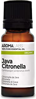 Citronela de Java BIO - 10ml - Aceite esencial 100% natural