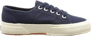 Superga 2750 JCOT Classic, Unisex Kids' Low-Top Sneakers, Blue (933), 5.5 UK Toddler