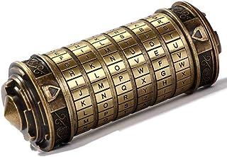 Da Vinci Code Mini Cryptex Valentine's Day Interesting Romantic Birthday Gifts for Her