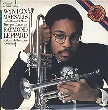 Haydn/Hummel/L. Mozart Trumpet Concertos - Wynton Marsalis/Raymond Leppard