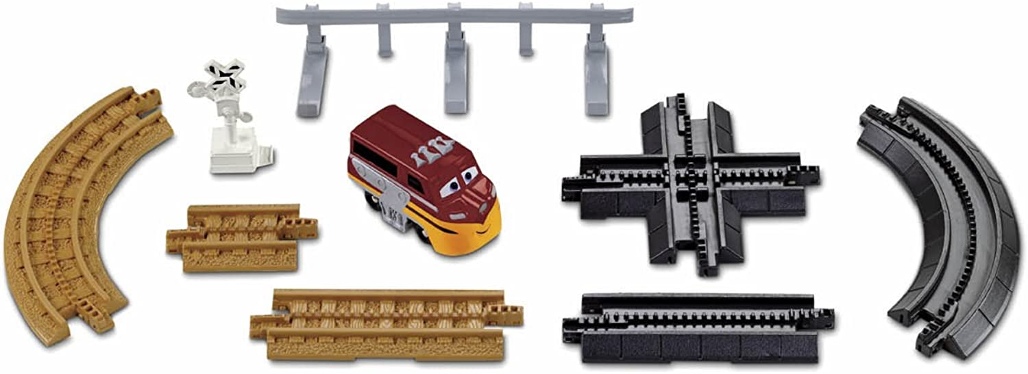 comprar ahora Fisher Price GeoTrax GeoTrax GeoTrax CocheS Track Pack with Trev by Fisher-Price  tienda en linea