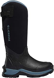 lacrosse women's alpha thermal boots
