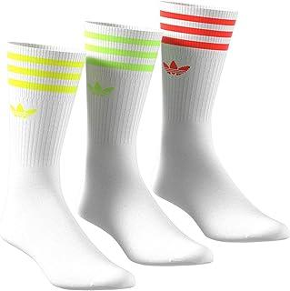 Adidas ORIGINALS Pack de 3 paires de chaussettes Solid Crew