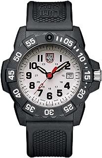 Navy Seal Quartz Movement White Dial Men's Watch XS.3507