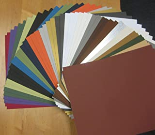 (50) 16x20 Matboard Mat Board Blanks-Assortment