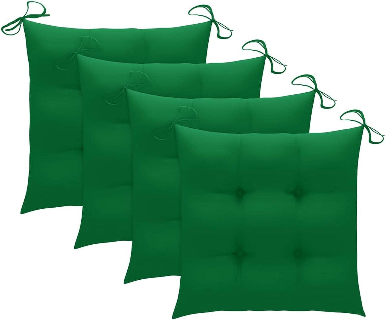 Tidyard 4 Outlet ☆ Free Shipping Piece Garden Chair Cushions Fabric Pad Cushi 25% OFF Seat Soft